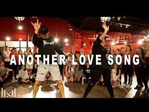 """ANOTHER LOVE SONG"" - Ne-Yo Dance 