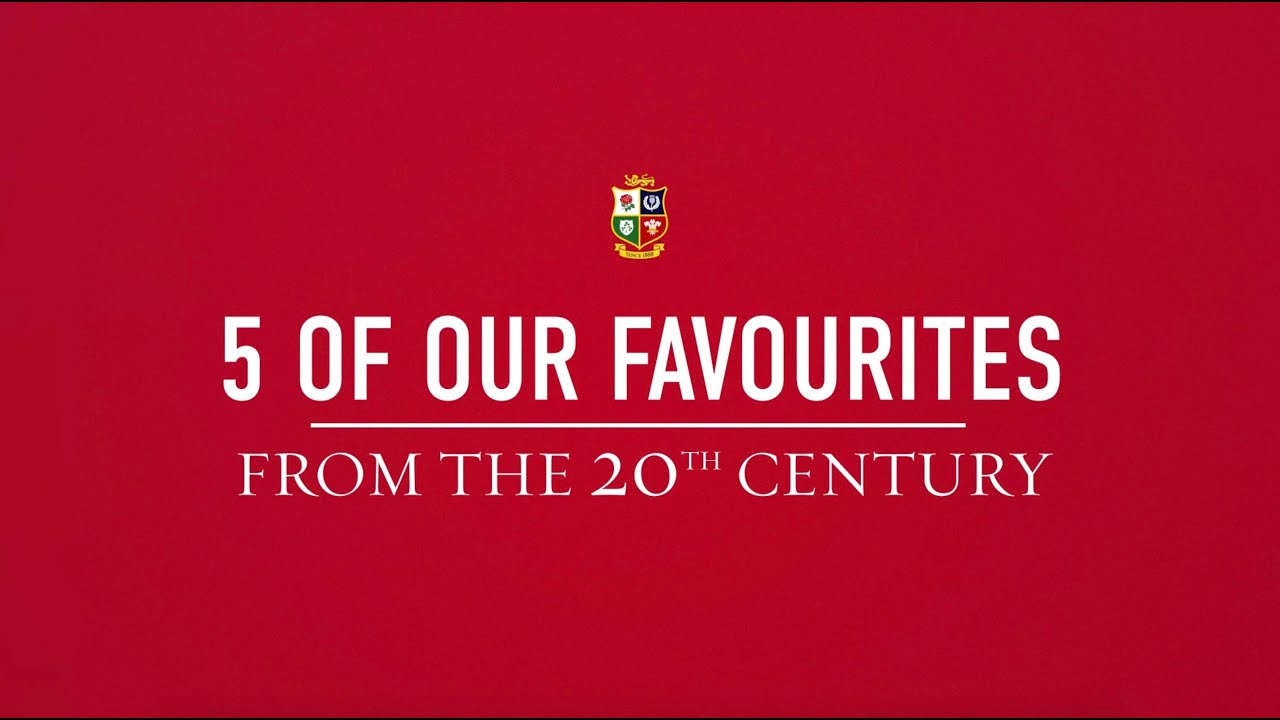 5 Favourites from the 20th Century