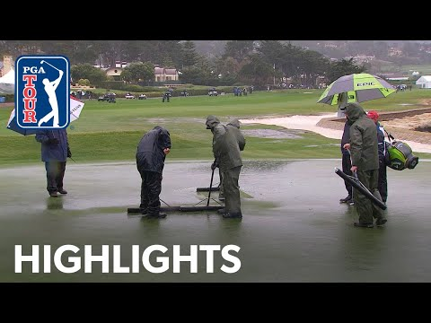 Highlights | Round 2 | AT&T Pebble Beach 2019 Mp3