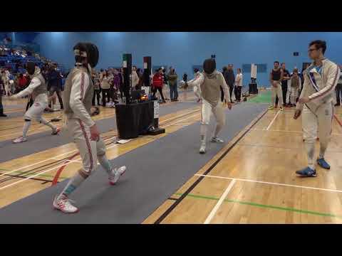Alex Schlindwein Vs Rajan Rai (L32 MF Birmingham Int 2018)