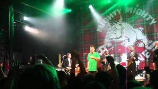 """The Mighty Mighty Bosstones """"A Pretty Sad Excuse/Awfully Quiet"""" @ The House Of Blues Sunset"""