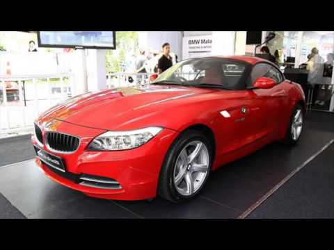 Bmw Z4 Sdrive20i Price In Malaysia Youtube