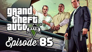 "Grand Theft Auto 5 Walkthrough Part 85 - Creeping Old ""Friends"" (GTAV Gameplay Commentary )"