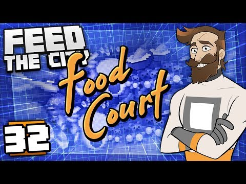 Feed The City #32 - Food Court Of Dreams thumbnail