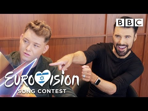 Rylan the Promotion | Eurovision 2019 - BBC