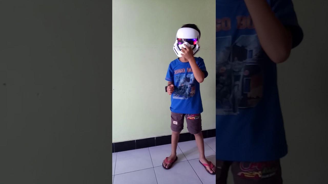 Topeng Superhero Alvaro Youtube Super Hero