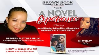 Deborah Fletcher Mello - Award Winning National Bestselling Author |S2 EP 18