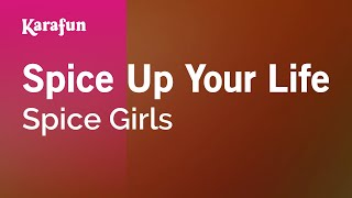 Karaoke Spice Up Your Life - Spice Girls *