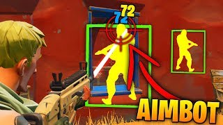 AIMBOT VS STREAMERS..! Fortnite Funny Fails and WTF Moments! #69