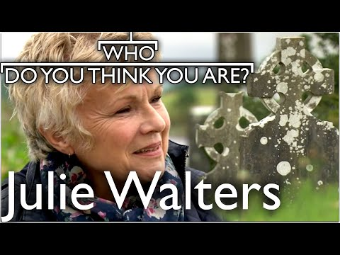 Julie Walters Gets Emotional At Family Grave | Who Do You Think You Are