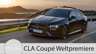2019 Mercedes-Benz CLA Coupé (C 118) Weltpremiere / Der kompakte Mini-CLS - Autophorie