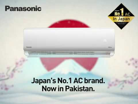 Panasonic Inverter Ac Now In Pakistan Officially Pakref Com Youtube
