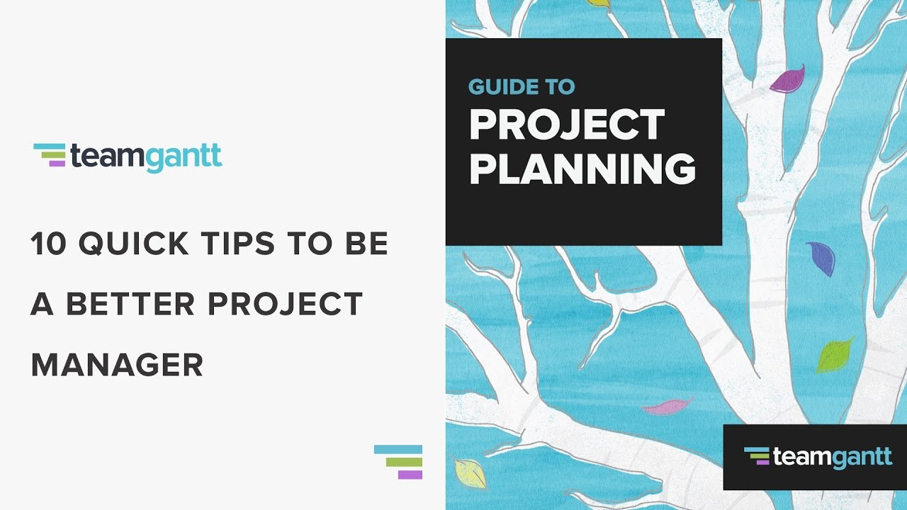 How To Be A Good Project Manager Youtube