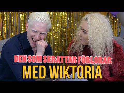 Den som skrattar förlorar - Torra skämt och ordvitsar med Wiktoria