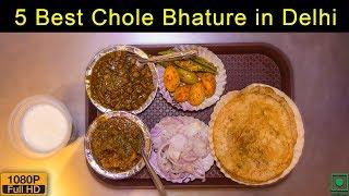5 Best Chole Bhature In Delhi