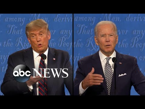 Biden addresses on how he would handle COVID-19 pandemic