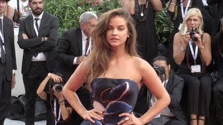 Barbara Palvin, Lottie Moss and more on the red carpet for the Premiere of First Man at the Venice F