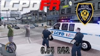 GTA IV - LCPDFR 0.95 RC2 SERIES - EP 18 NYPD CITY PATROL - UNTIL GTA 5