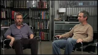 Хью Лори и Дэвид Шор отвечают на вопросы фанатов