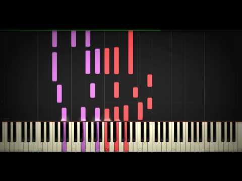 Sakamoto Ryuichi - Bibou no aozora(美貌の青空) - Synthesia