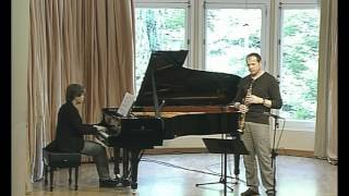 """""""Tango"""" + """"Humoresque"""" + """"El canto del Cisne negro"""" - Carlos Perón Cano"""