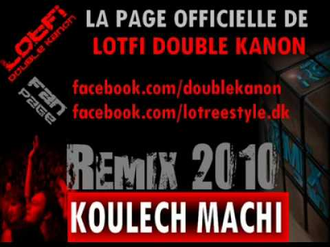 album lotfi double kanon remix 2010
