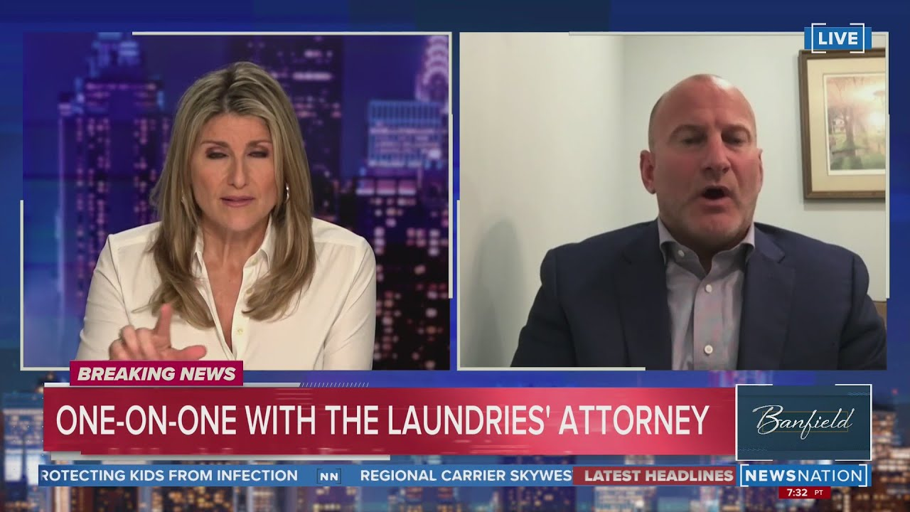 Download Bertolino & Banfield: Ashleigh sits down one-on-one with the Laundries' attorney | Banfield