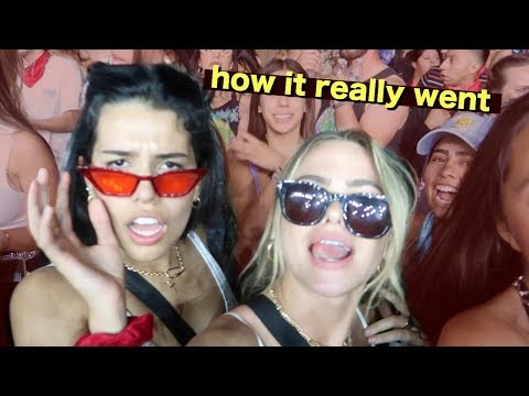 what coachella is really like (vlog & story time)