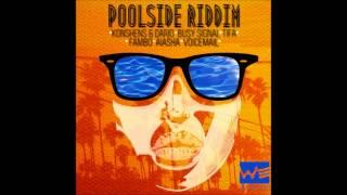 Poolside Riddim Mix {WashRoom Entertainment} - Maticalise