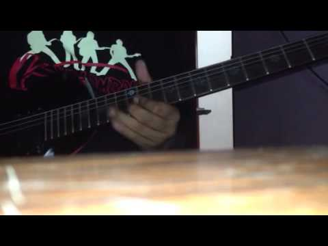 Rambong si awang (khalifah) guitar cover