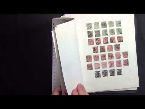 GB Queen Victoria 1840-1900 Used Stamp Collection