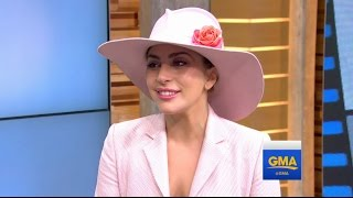 Lady Gaga Talks New Album on 'GMA' | The iconic pop singer/songwrit...