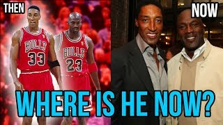 Where Are They Now? SCOTTIE PIPPEN