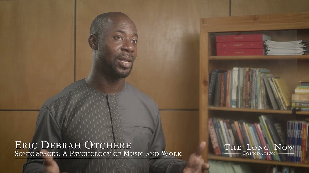 Language of the Fishers' Tongue   Eric Debrah Otchere