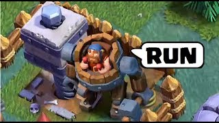 COC Funny Moments, Glitches, Fails & Trolls Compilation #7 | CLASh OF CLANS Funny Video