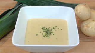 Creamy Leek And Potato Soup Recipe