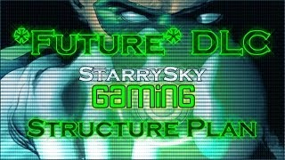 Dcuo *future* Dlc Structure Plan