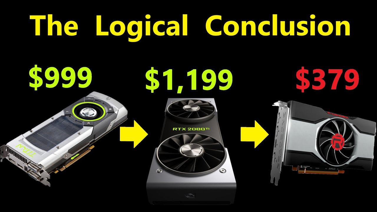 RX 6600 XT Priced at $379 is the Logical Conclusion of this Market