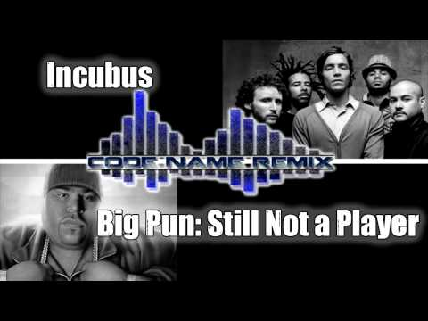 Incubus Remixes Big Pun Still Not a Player CodeNameRemix
