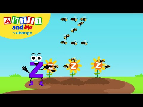 learn-letter-z!-|-the-alphabet-with-akili-|-african-educational-cartoons