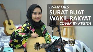 Gambar cover SURAT BUAT WAKIL RAKYAT - IWAN FALS COVER BY REGITA