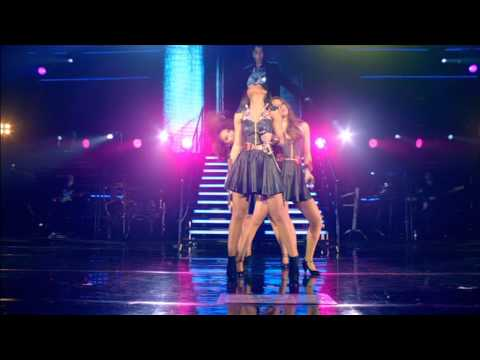 The Saturdays - Ego [Headlines Tour DVD]