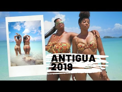 We Went To ANTIGUA FOR CARNIVAL!    CURLTUREUK