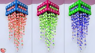 WOW !! DIY Paper Wall Hanging || Home decoration idea