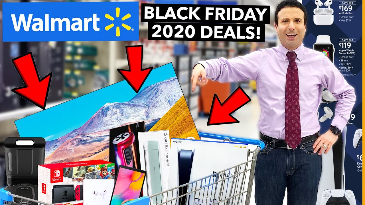 Shop Walmart's best Black Friday 2020 deals right now