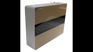Máy lọc nước uống trực tiếp 7 cấp độ lọc Eurolife EL-UF7 (Gold)