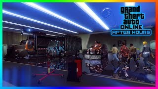 GTA Online After Hours DLC Update Business Guide - Nightclub Management, Making EASY Money & MORE!