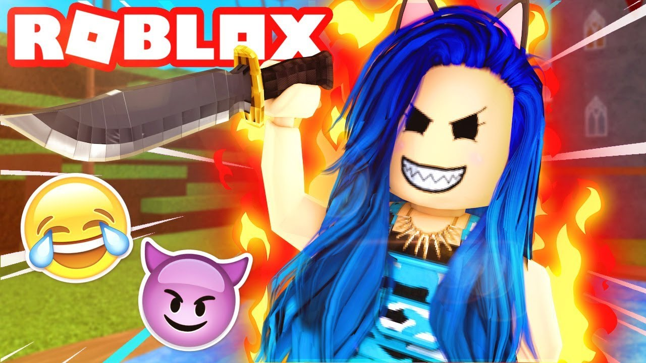 Who S The Traitor Roblox Murder Mystery X Funny Moments Youtube