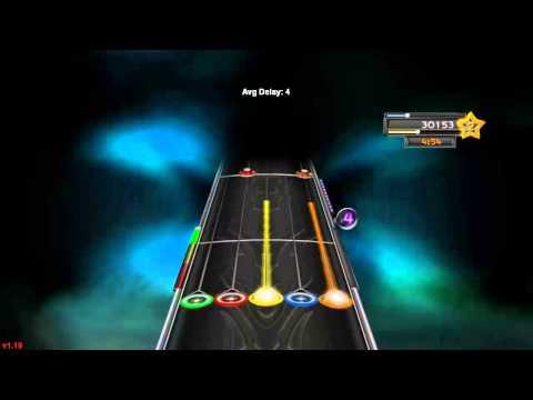 """Machine Head 'Unto The Locust"""" full played on Guitar Hero on Expert!"""