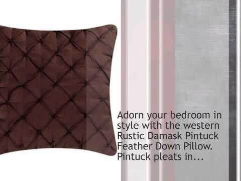 cushion decorative sofa throw modern pintuk pillow pleated from case faux pintuck suede luxury in cover fashion geometry item handmade home